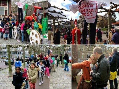 Uitnodiging: Opening Museum Perron Oost, vrijdag 19 april