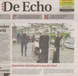 17 april 2014 echo art oost finissage
