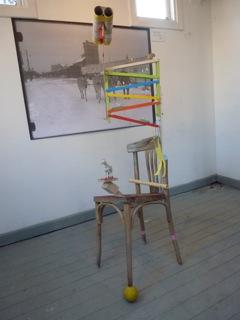 """Van 1 april 2013 t/m 27 april 2013 Tentoonstelling """" Circus op de rails"""""""