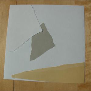 Werk op papier, Cees Hiep, 2015