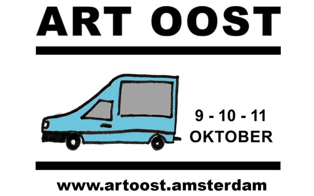 Art Oost , 9 t/m 11 oktober Amsterdam