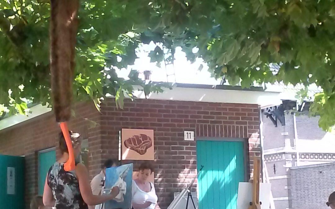22 augustus t/m 9 september 2015 Tentoonstelling van Rob van der Schoor en Jelle Kampen Meat / Meat