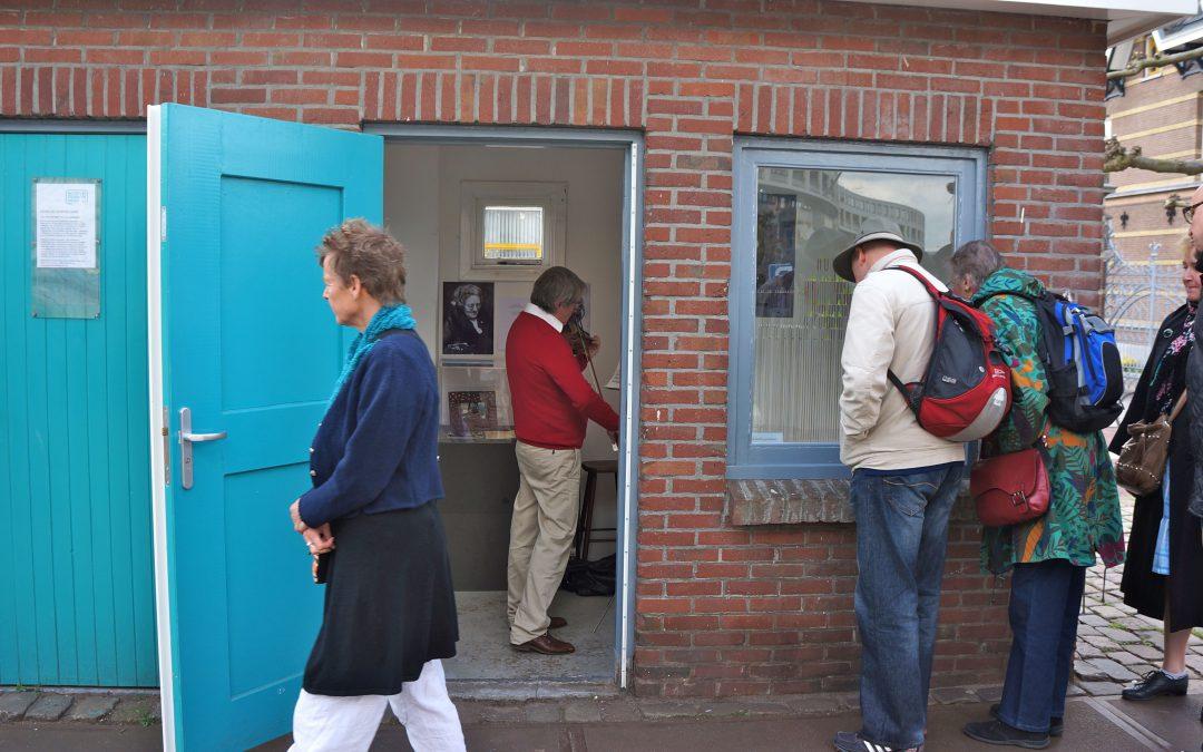 """Van 3 mei 2013 t/m 17 mei 2013 Tentoonstelling """" Sporen Joden in Amsterdam Oost"""""""